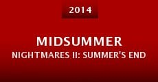 Midsummer Nightmares II: Summer's End (2014)