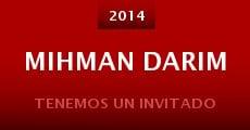 Película Mihman Darim