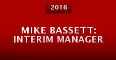 Mike Bassett: Interim Manager (2015) stream