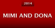 Mimi and Dona (2014)