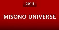 Película Misono Universe