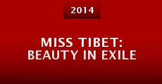 Película Miss Tibet: Beauty in Exile