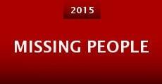 Missing People (2014) stream