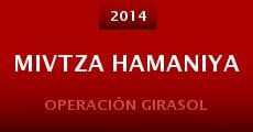 Película Mivtza Hamaniya