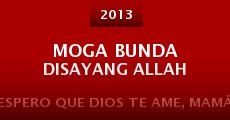 Moga Bunda Disayang Allah (2013) stream