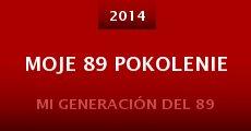 Película Moje 89 pokolenie
