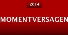 Momentversagen (2014) stream