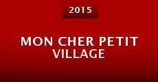 Ver película Mon cher petit village