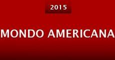 Película Mondo Americana