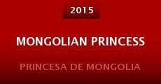 Mongolian Princess (2015) stream