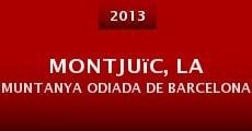 Película Montjuïc, la muntanya odiada de Barcelona