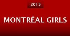Montréal Girls (2015) stream