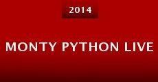 Película Monty Python Live (Mostly)