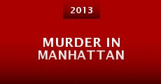 Película Murder in Manhattan