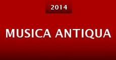 Película Musica Antiqua