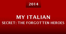Película My Italian Secret: The Forgotten Heroes