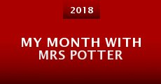 Película My Month with Mrs Potter
