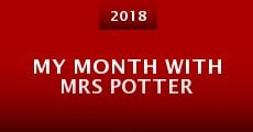My Month with Mrs Potter (2015) stream