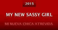 Película My New Sassy Girl