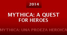 Película Mythica: A Quest for Heroes