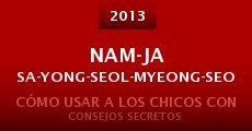 Película Nam-ja sa-yong-seol-myeong-seo