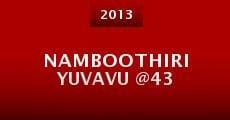 Namboothiri Yuvavu @43 (2013) stream
