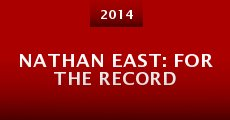 Película Nathan East: For the Record