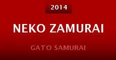 Película Neko zamurai