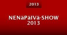 Nenäpäivä-show 2013 (2013)