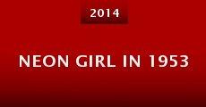 Neon Girl in 1953 (2015) stream