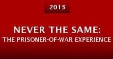 Never the Same: The Prisoner-of-War Experience