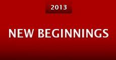 New Beginnings (2015) stream
