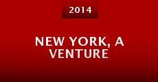 Película New York, a venture