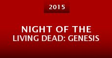Película Night of the Living Dead: Genesis