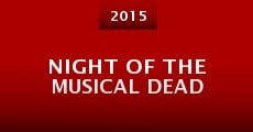 Película Night of the Musical Dead