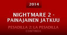 Nightmare 2 - Painajainen jatkuu (2014) stream