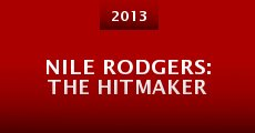 Película Nile Rodgers: The Hitmaker