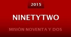 NinetyTwo (2014) stream