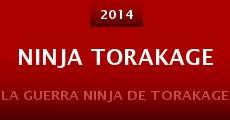 Película Ninja Torakage