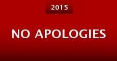 No Apologies (2015)