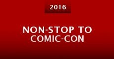 Non-Stop to Comic-Con (2015)