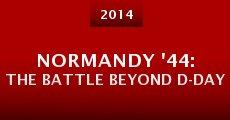 Película Normandy '44: The Battle Beyond D-Day
