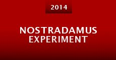 Película Nostradamus Experiment