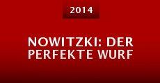 Película Nowitzki: Der perfekte Wurf
