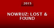 Película NOWRUZ: Lost & Found