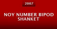Película Noy Number Bipod Shanket