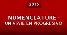 Numenclature - Un viaje en progresivo (2015)