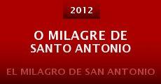 Película O Milagre de Santo Antonio