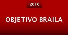 Película Objetivo Braila