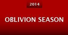 Película Oblivion Season